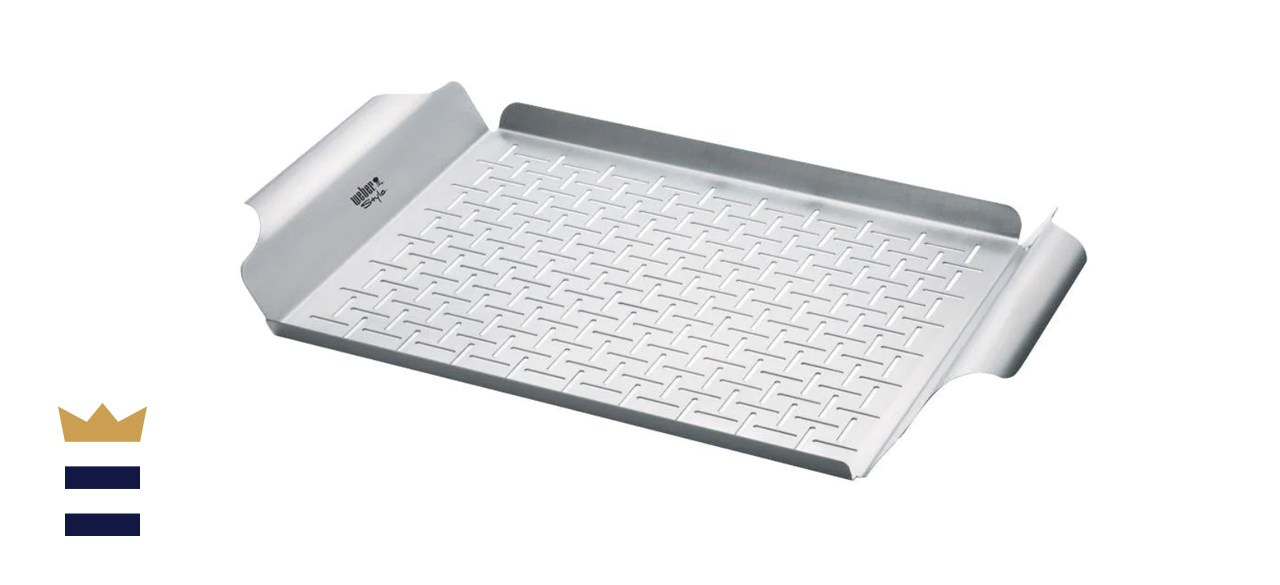 Webster Stainless Steel Grill Pan