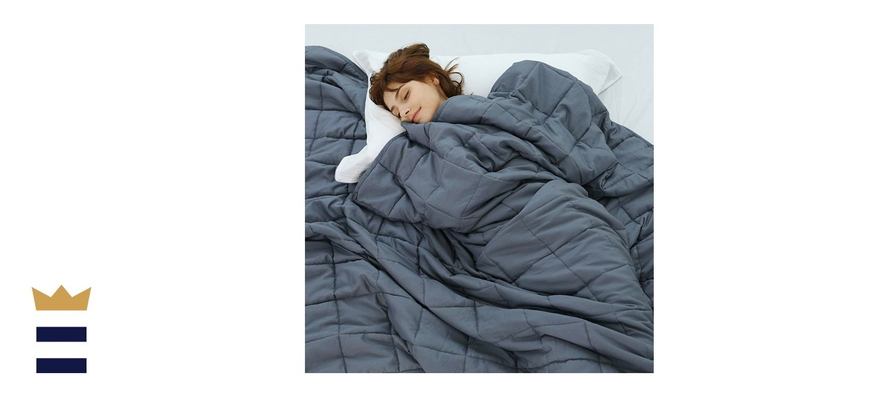 Weighted Idea Cooling Blanket
