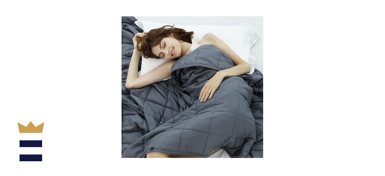 Weighted Ideal Cooling Weighted Blanket