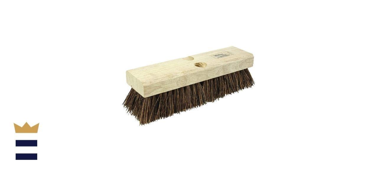Weiler Deck Scrub Brush