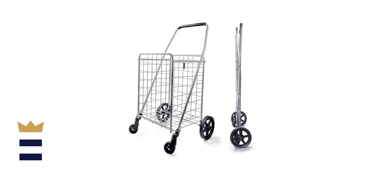 Wellmax WM99024S Utility Shopping Cart