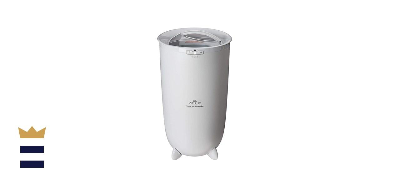 WELLUR Towel Warmer Bucket