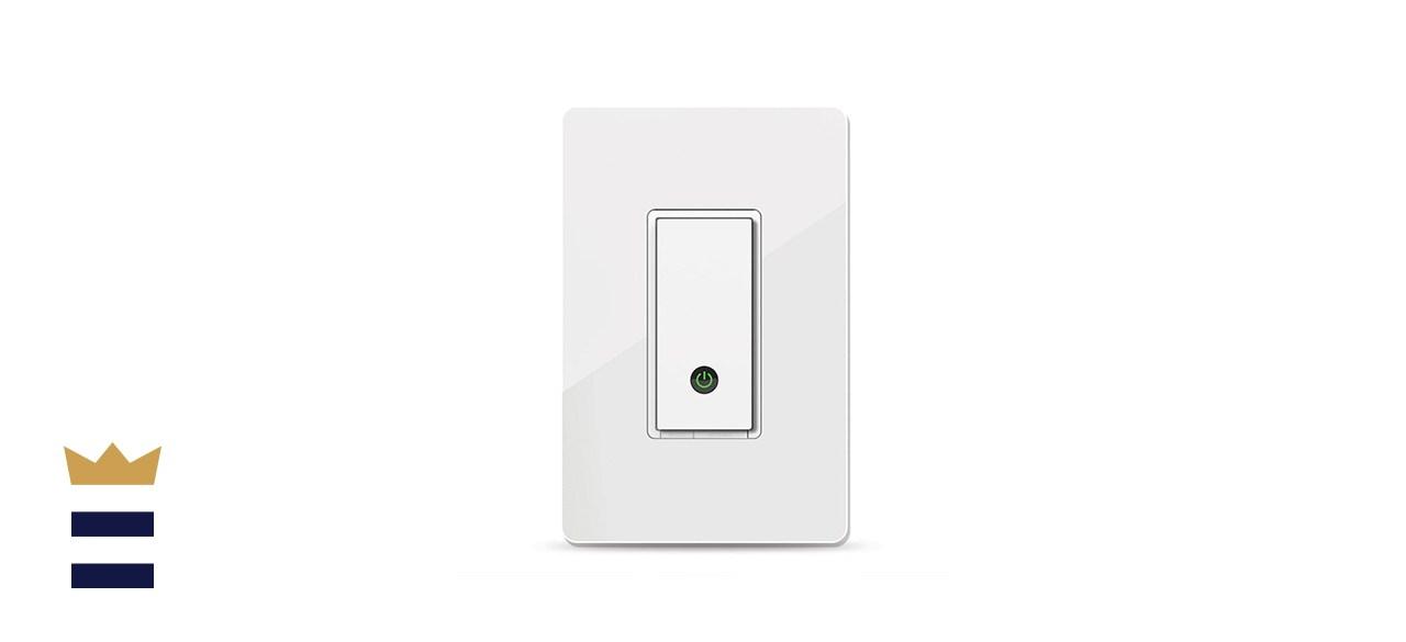 Wemo In-Wall Indoor Smart Switch