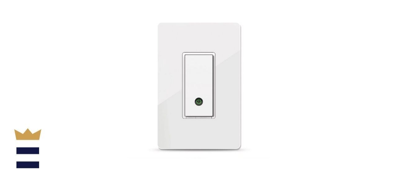 Wemo's Smart Light Switch