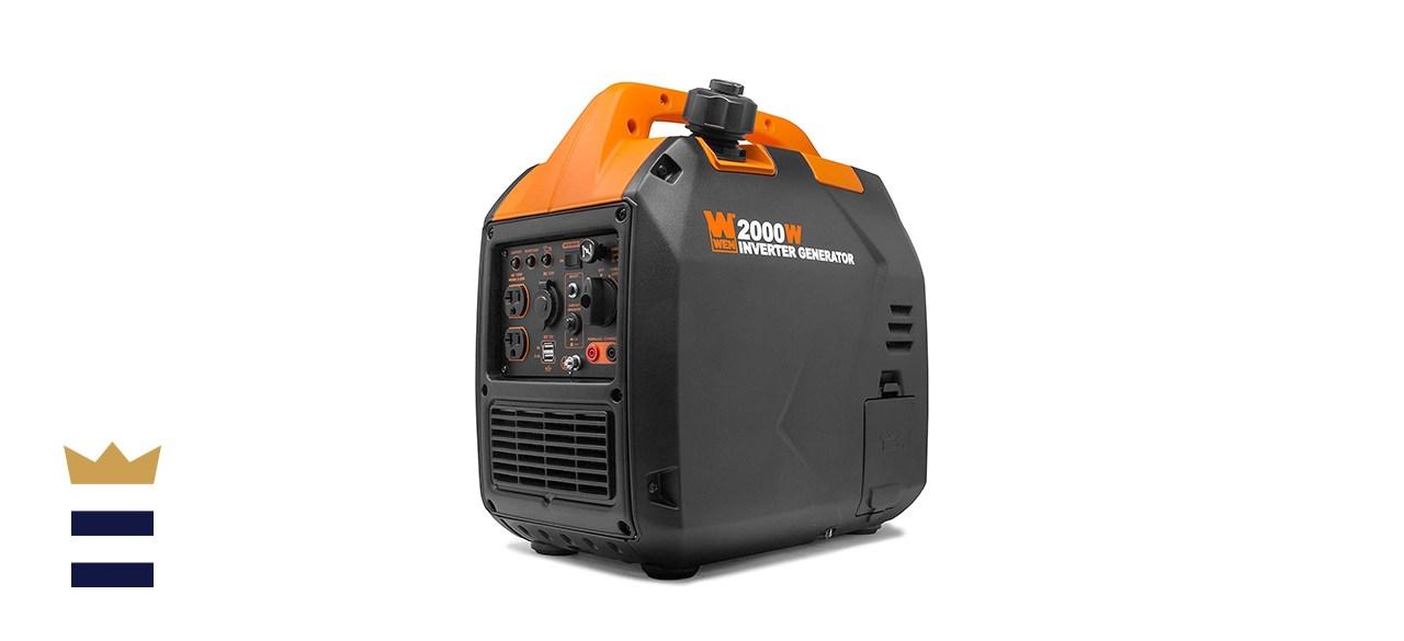 WEN 56203i 2000-Watt Portable Inverter Generator