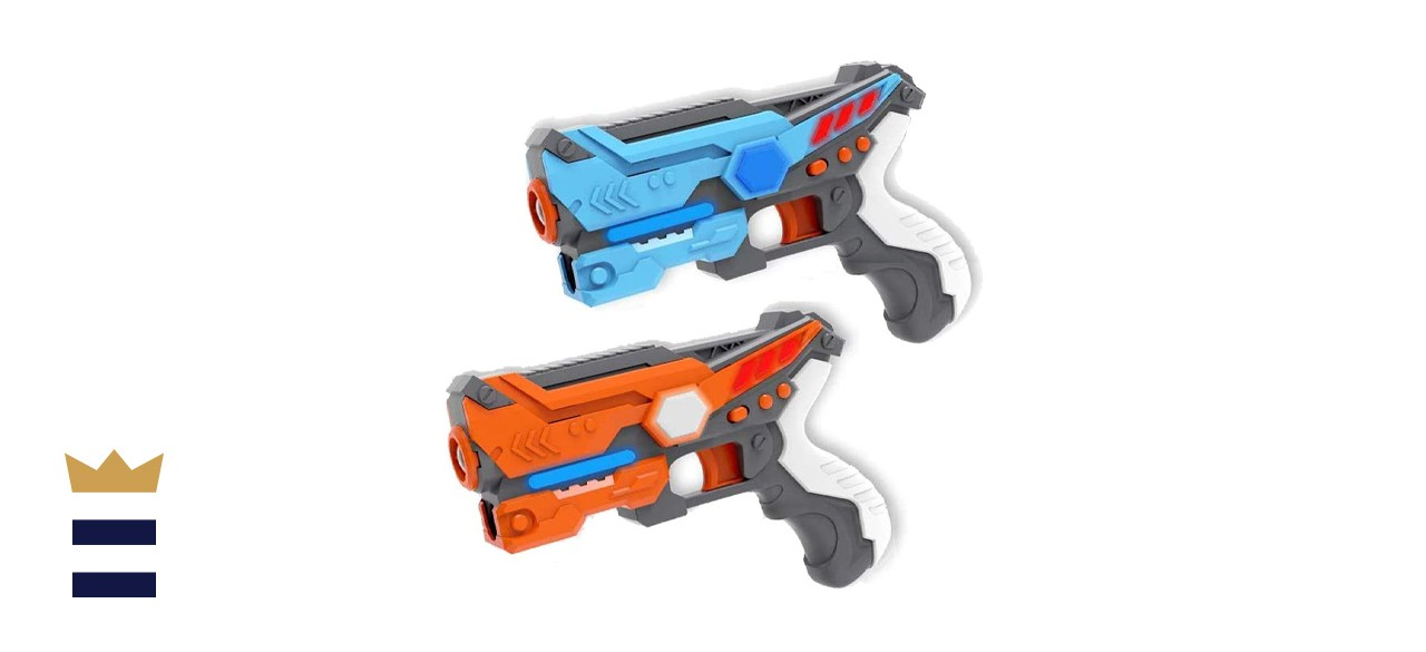 WenToyce Two-Pack Infrared Laser Tag Set