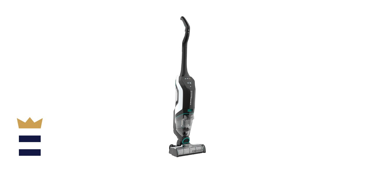 BISSELL, 2554A CrossWave Cordless Max All in One Wet-Dry Vacuum Cleaner and Mop for Hard Floors and Area Rugs