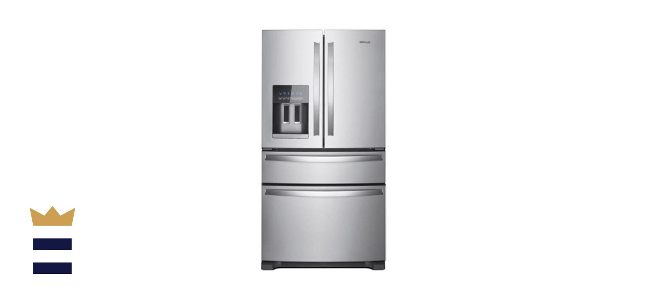 Whirlpool 25 Cubic Foot French Door Refrigerator