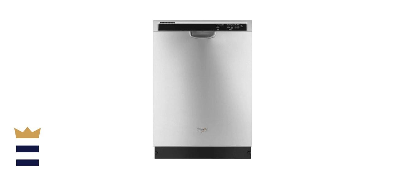 Whirlpool Front Control Built-in Tall Tub Dishwasher (55 dBA)