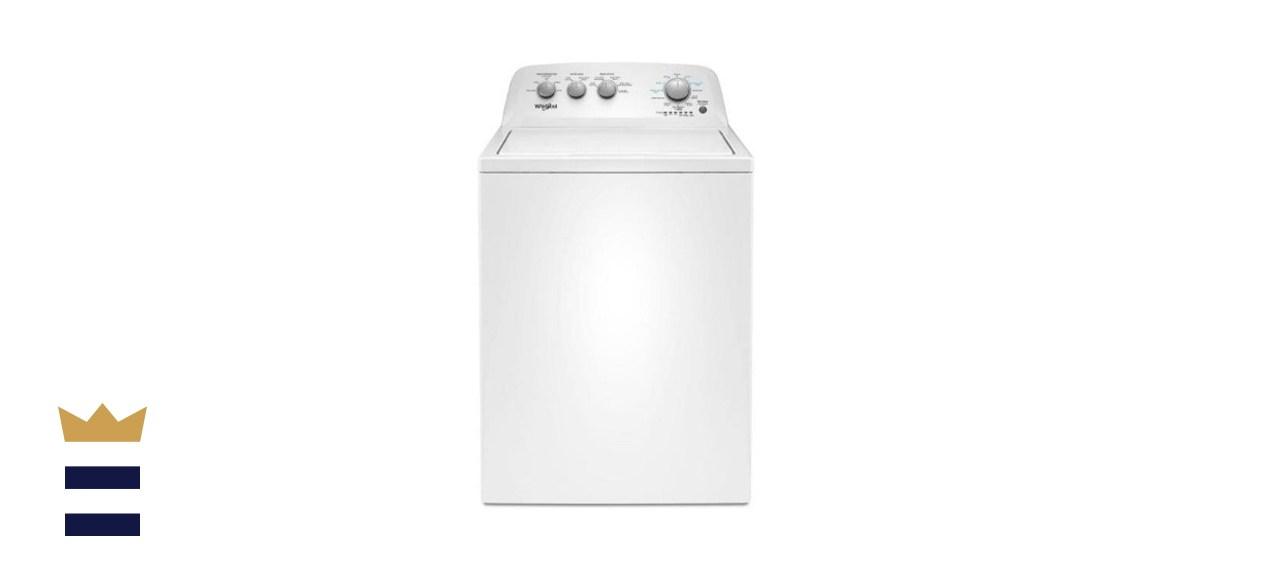 Whirlpool High Efficiency White Top Load Washing Machine