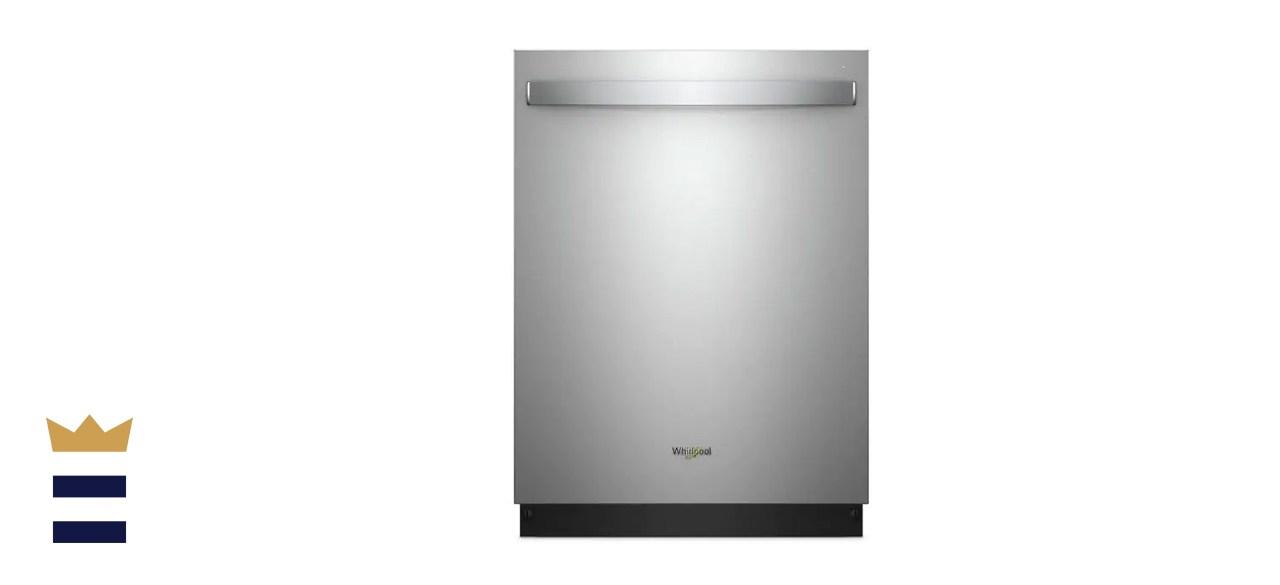 Whirlpool Top Control Built-in Tall Tub Dishwasher (47 dBA)