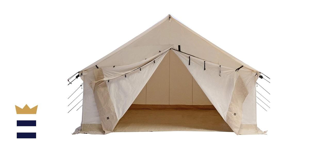 WHITEDUCK Alpha Canvas Wall Tent