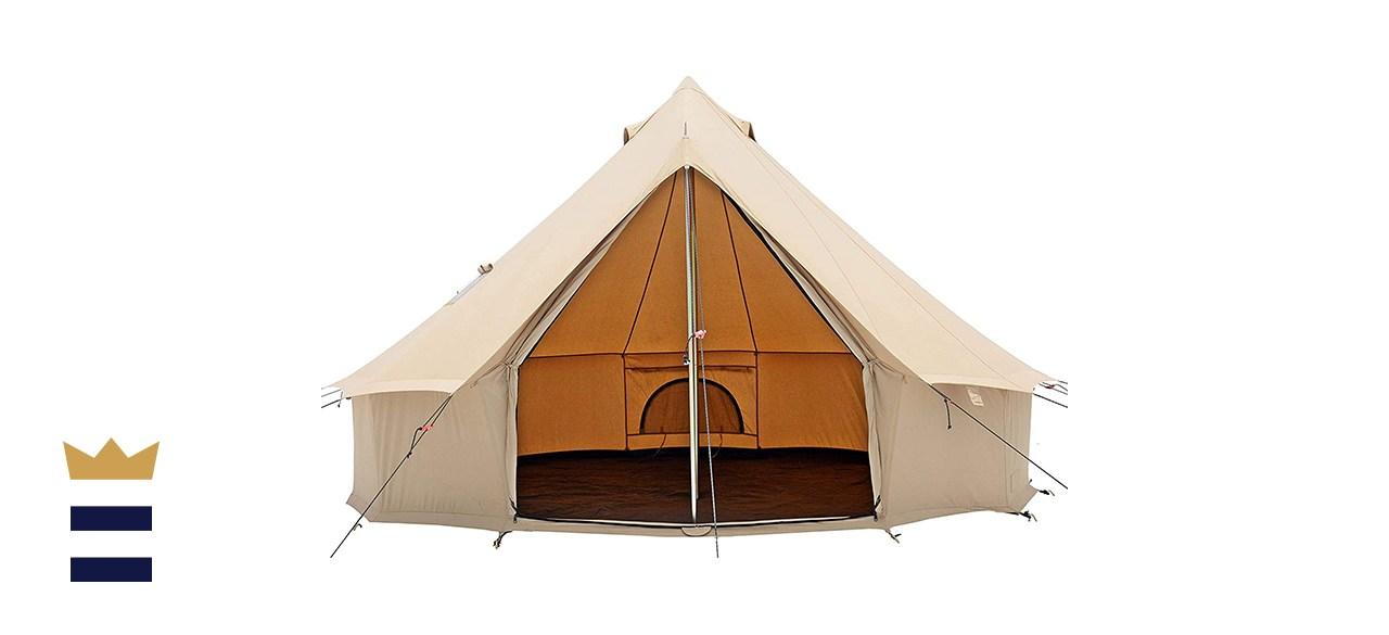 WHITEDUCK Regatta Canvas Bell Tent