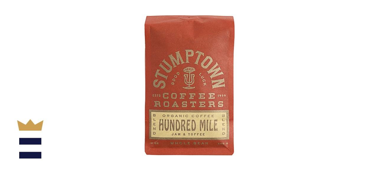 Stumptown Coffee Roasters Organic Bag Flavor Notes of Jam and Toffee