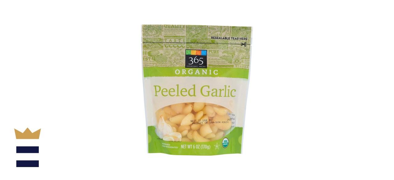 Whole Foods Market 365 Organic Peeled Garlic