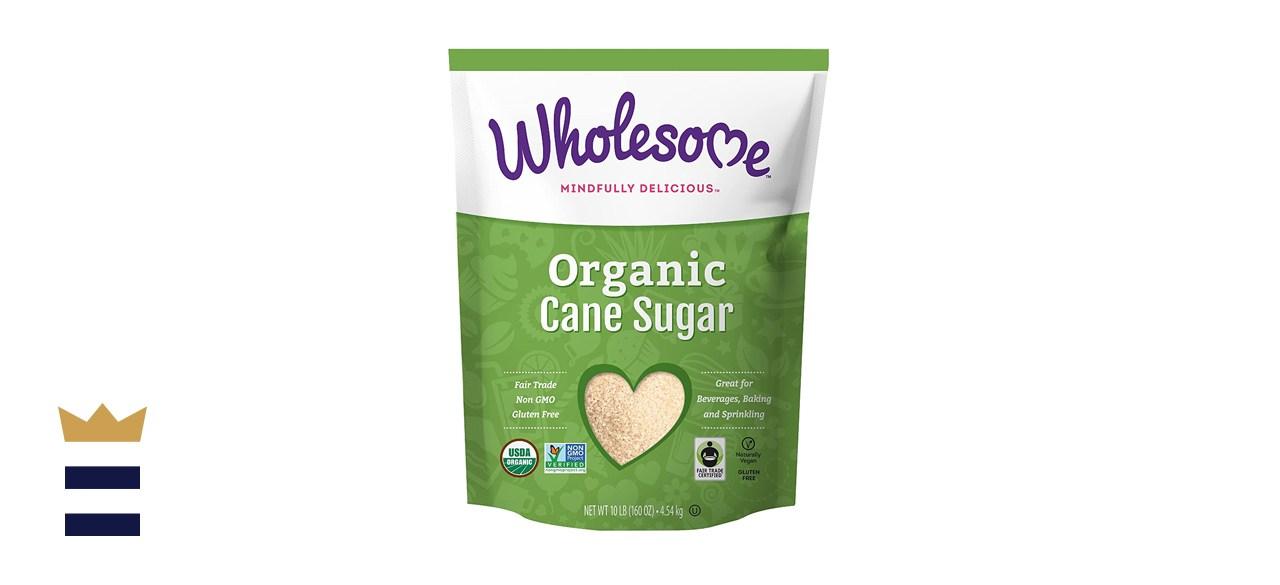 Wholesome Organic Cane Sugar