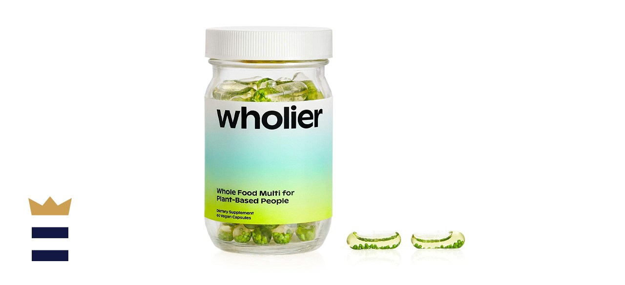 Wholier Plant-Based Multivitamin