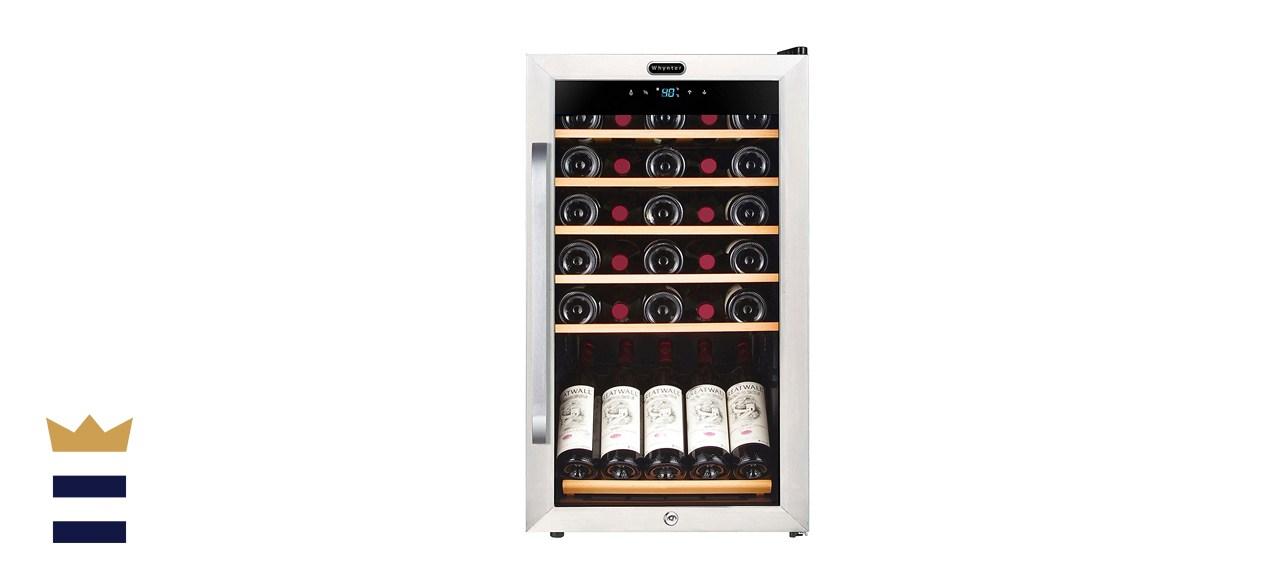 Whynter 34 Bottle Freestanding Wine Cooler