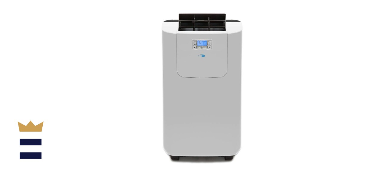 Elite 12,000 BTU Dual Hose Digital Portable Air Conditioner