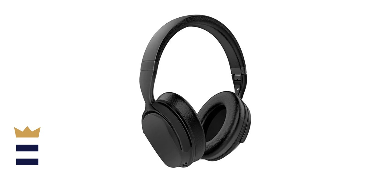Wicked Audio Full-Size Wireless Plus Active Noise-Canceling Hum 1000 Headphones