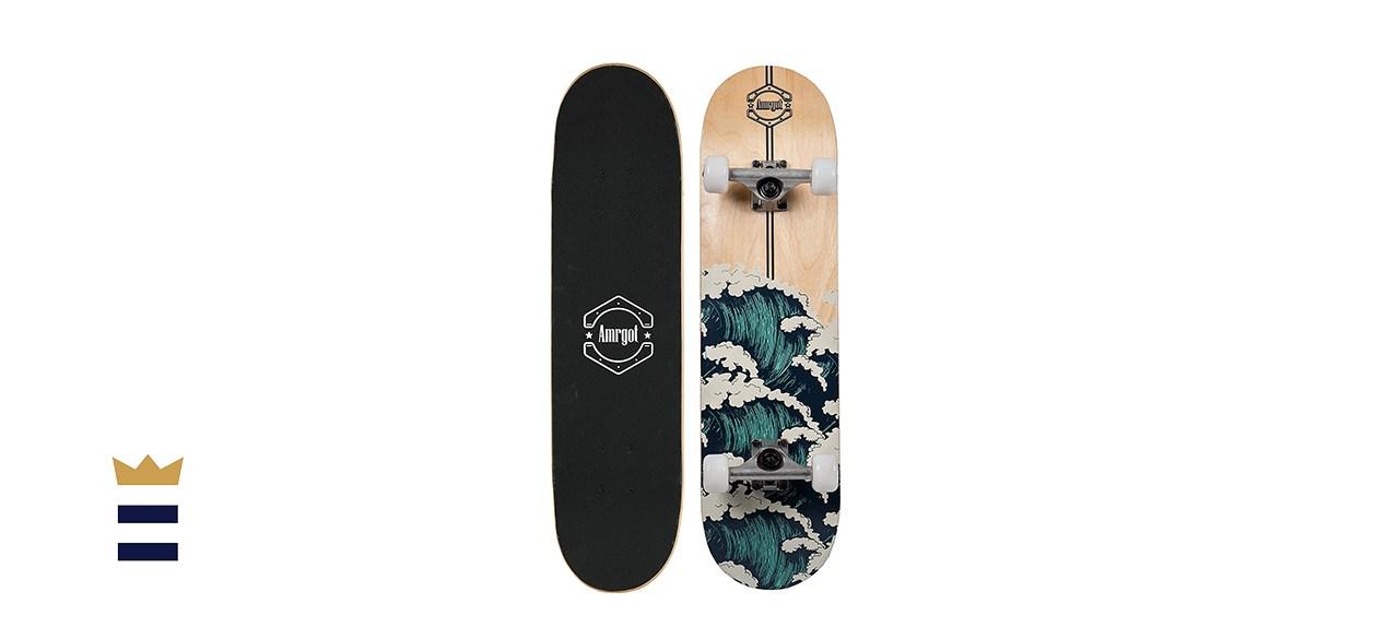 WiiSHAM Pro Skateboard