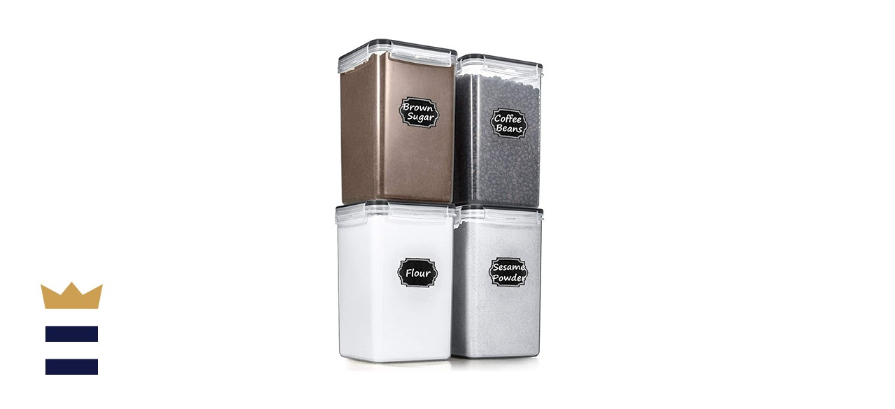 Wildone Cereal & Dry Food Storage Containers