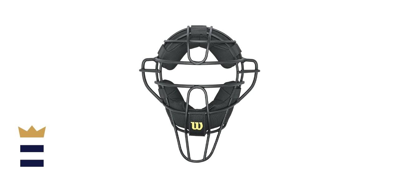 Wilson Dyna-Lite Aluminum Umpire Mask