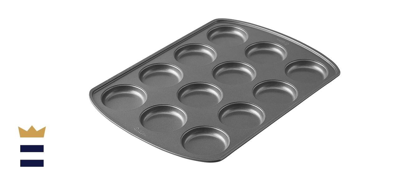 Wilton Perfect Results Premium Non-Stick Muffin Top Pan