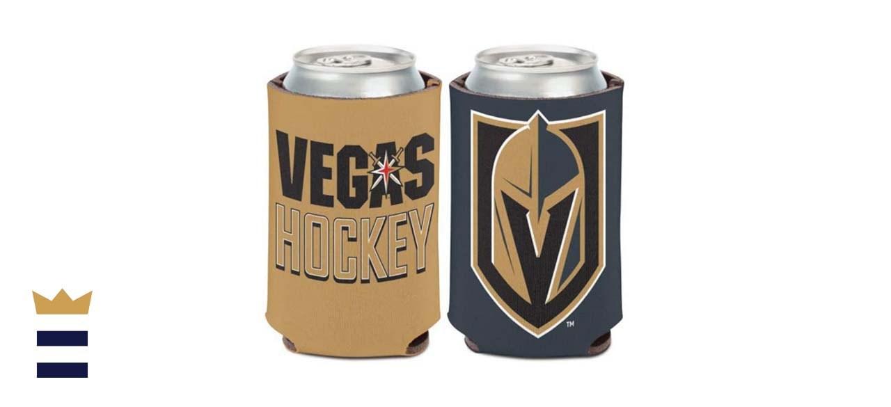 WinCraft Las Vegas Golden Knights Navy & Gold Vegas Hockey Can Cooler