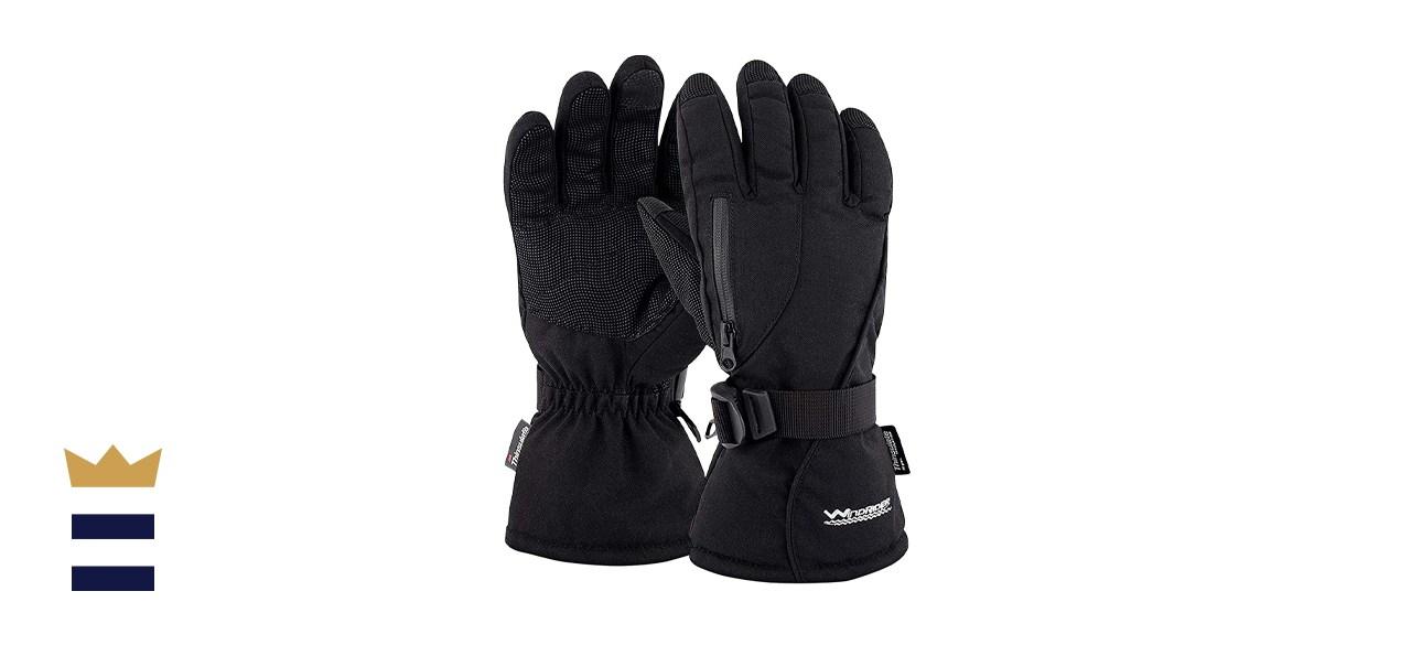 WindRider winter gloves