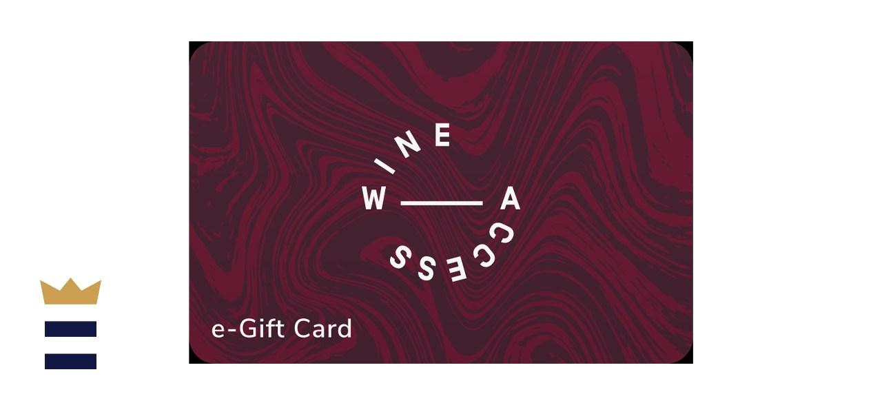 Wine Access e-Gift Card