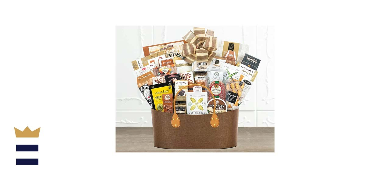 Wine Country Gift Baskets Gourmet Choice Gift Basket