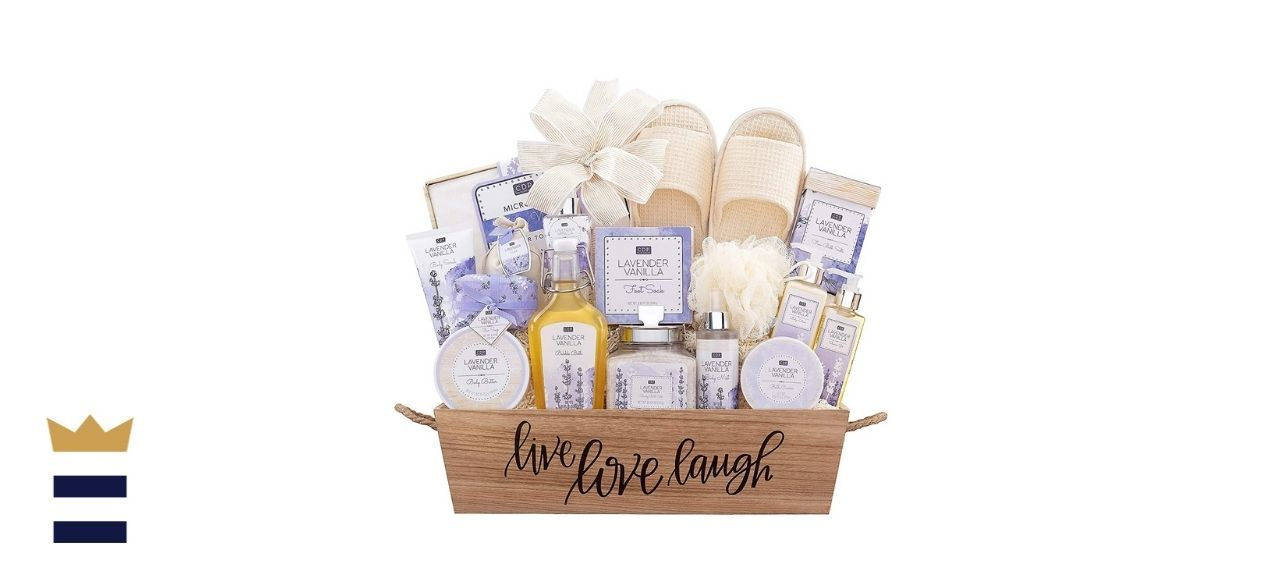 Wine Country Spa Gift Basket