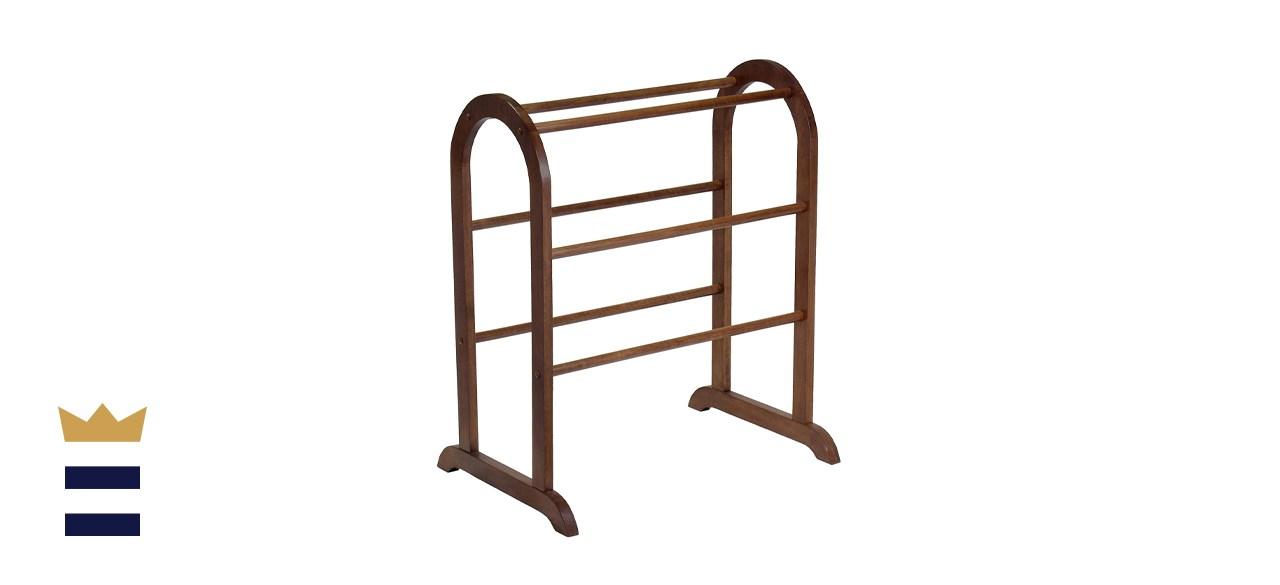 Winsome Wood Eleanor Storage Rack