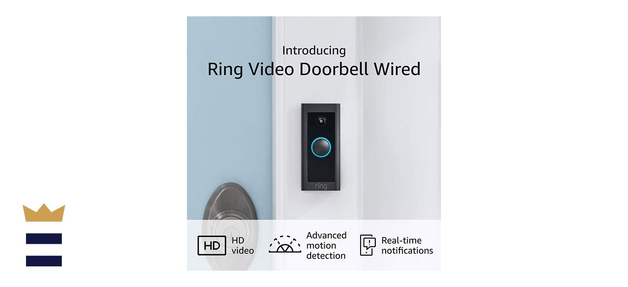 Wired Ring Video Doorbell