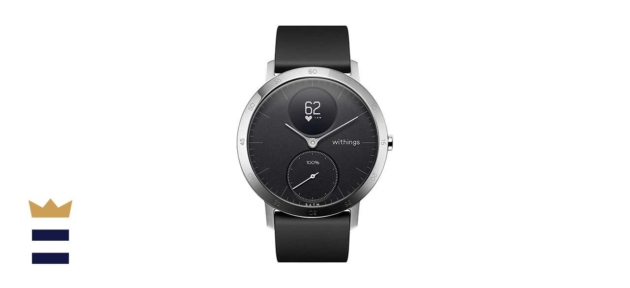 Withings Steel HR Hybrid Smart Watch
