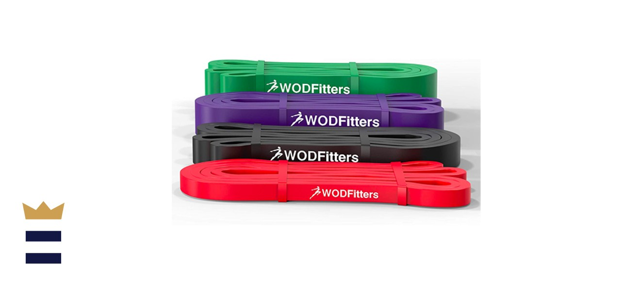 Wodfitters Pull Up Assistance Band