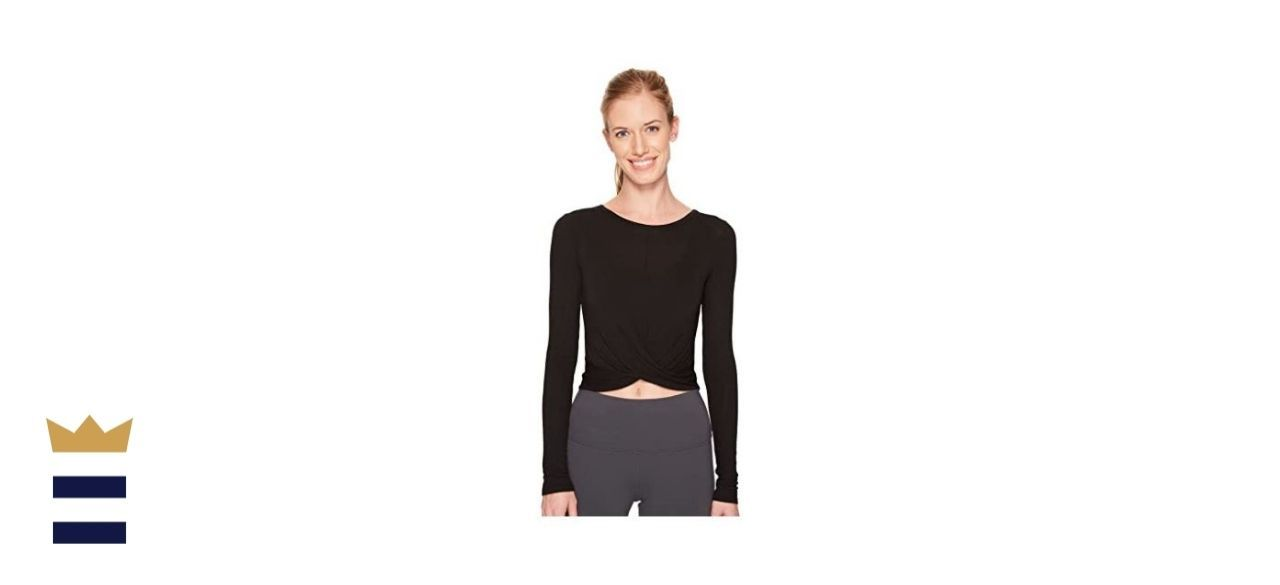 Women's Cover Long Sleeve Top