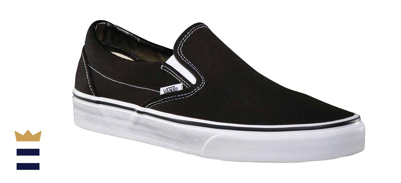 Women's Vans Classic Slip Canvas Slip-on Sneakers