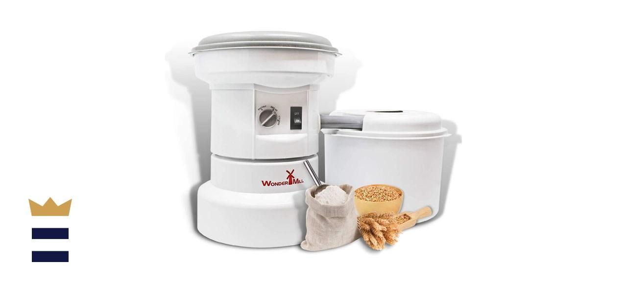 Wondermill Electric Grain Mill Grinder