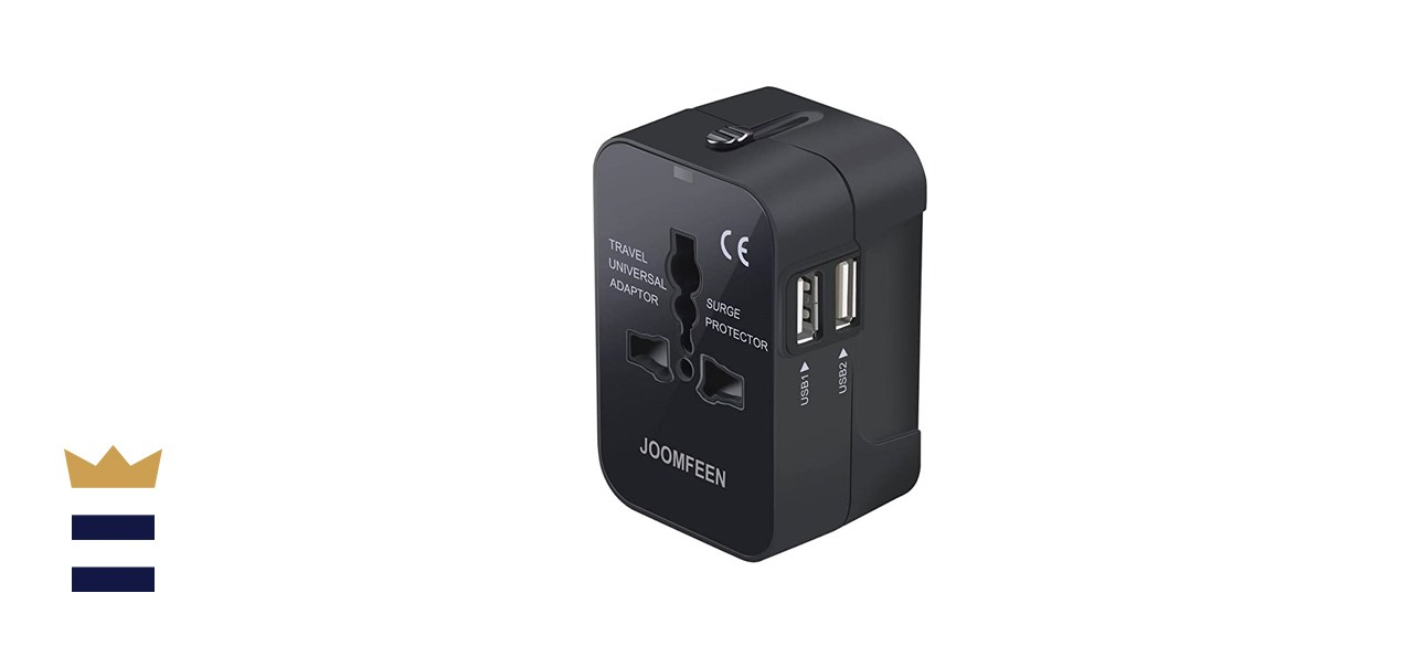 Worldwide All-In-One Universal Travel Adapter
