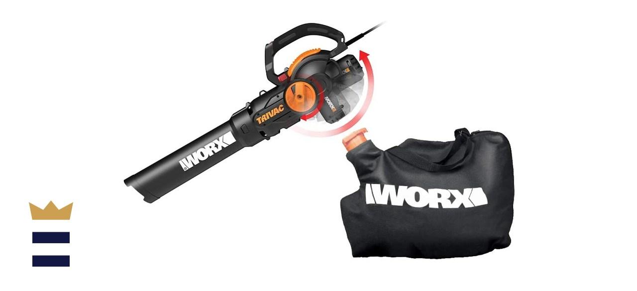 WORX Trivac 2.0 Corded 3-in-1 Blower/Mulcher/Vacuum