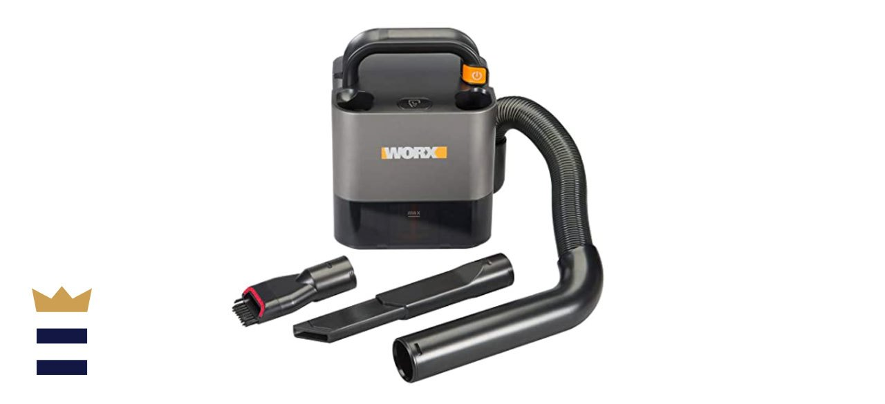 WORX Power Share WX030 Compact Vacuum
