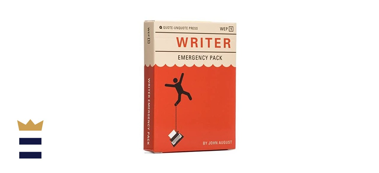 Writer's Emergency Pack