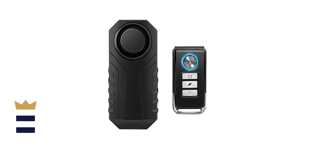 Wsdcam's Wireless Anti-Theft Alarm