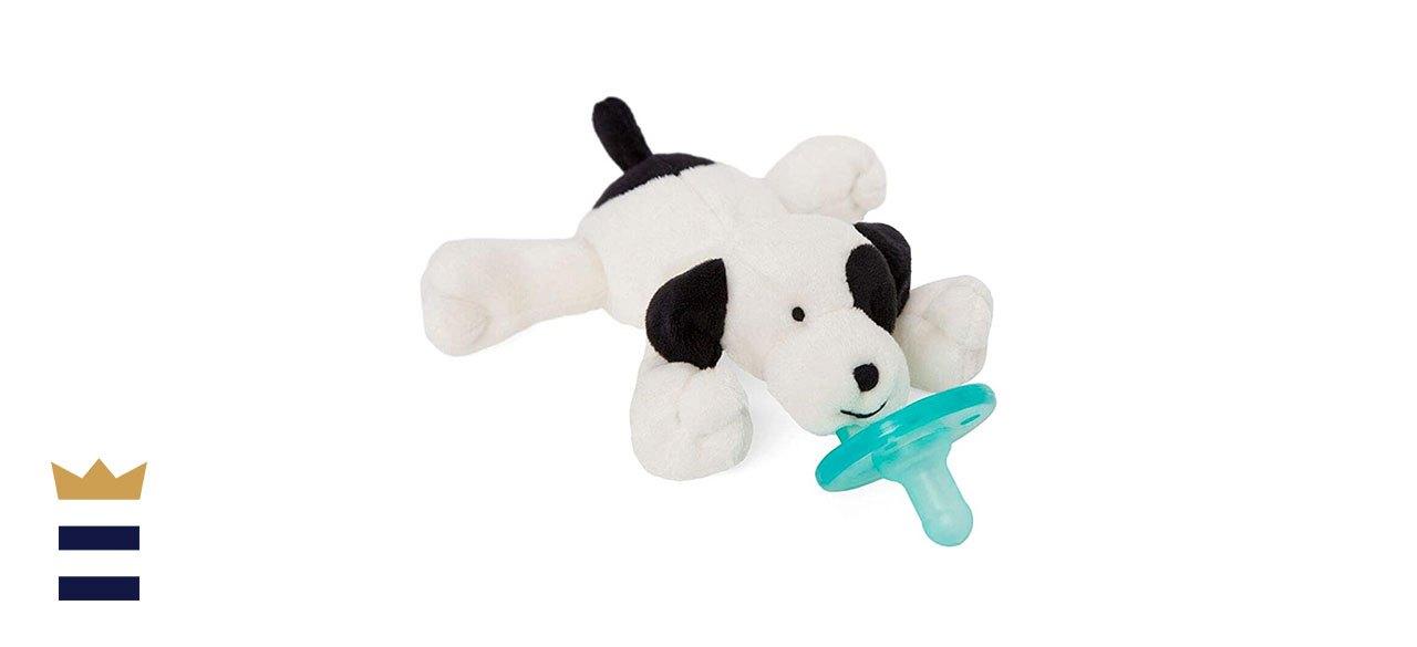 WubbaNub Infant Pacifier - Mackie