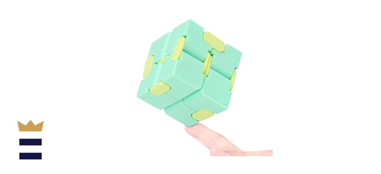 WUQID Infinity Cube Fidget Toy