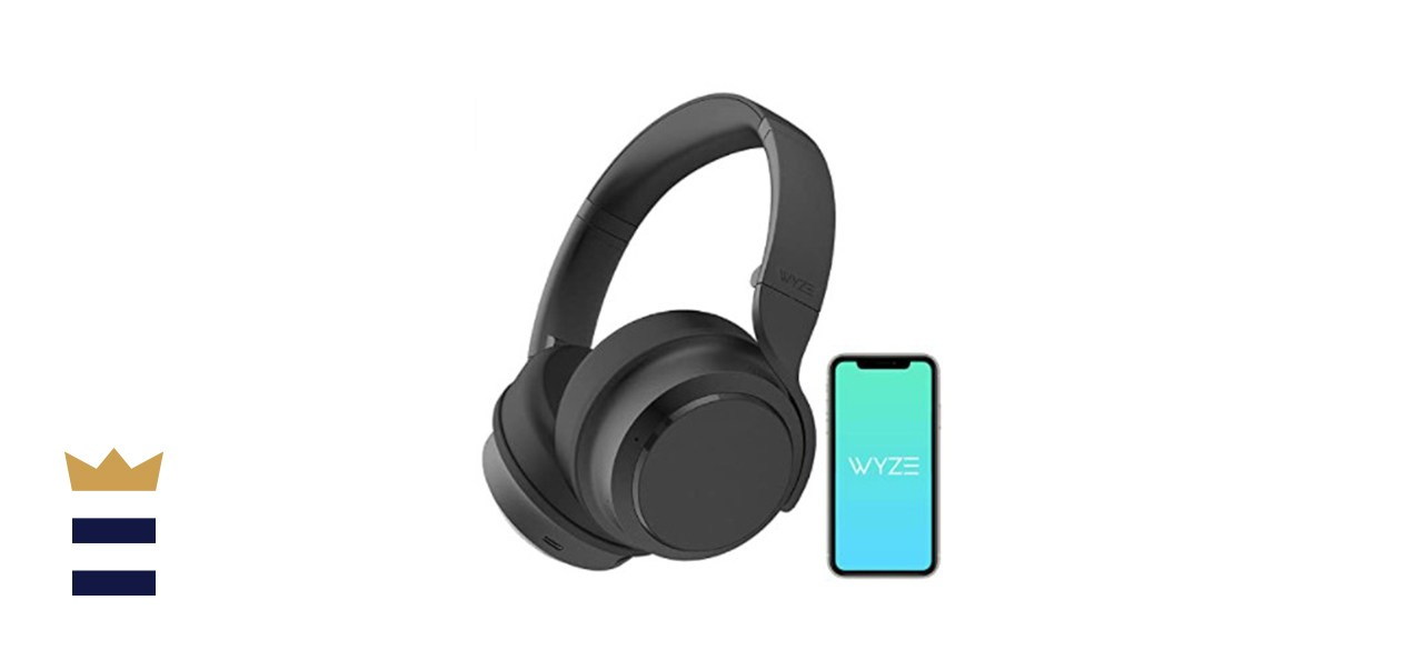 Wyze 40db Active Noise-Canceling Bluetooth Headphones
