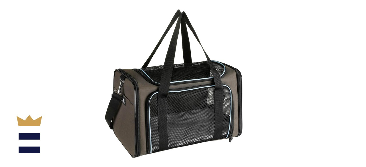 X-ZONE PET Airline Approved Soft-Sided Pet Carrier