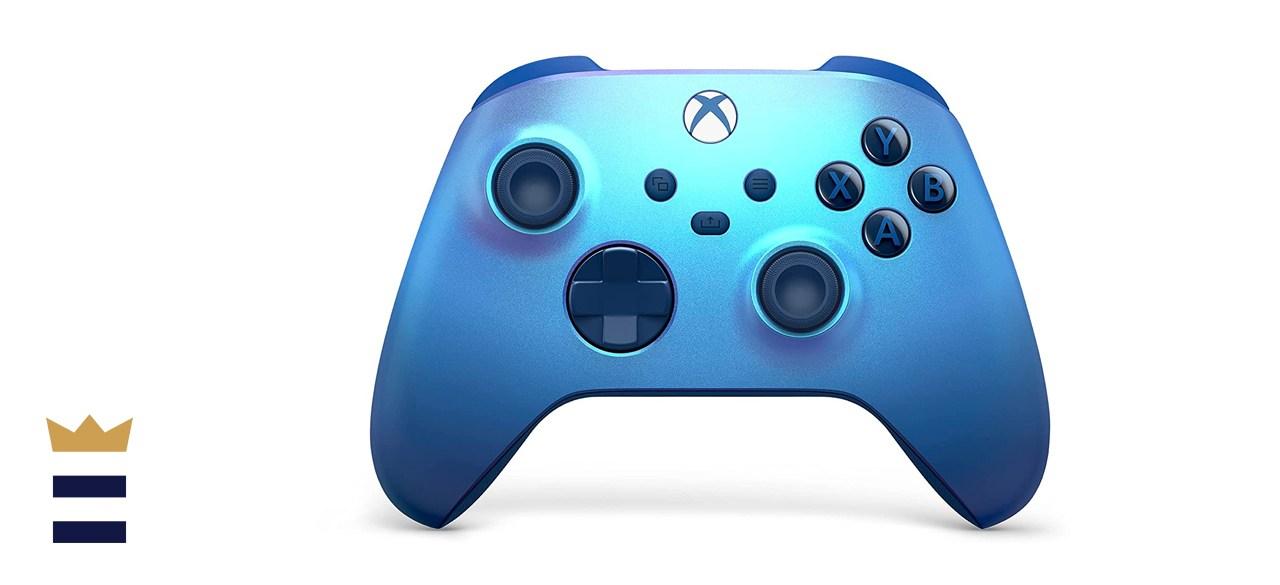 Xbox Wireless Controller – Aqua Shift Edition